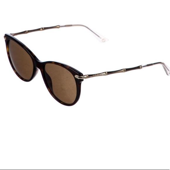 0e06bde5744bf Gucci GG 37780 Brown Gold square sunglasses 😎